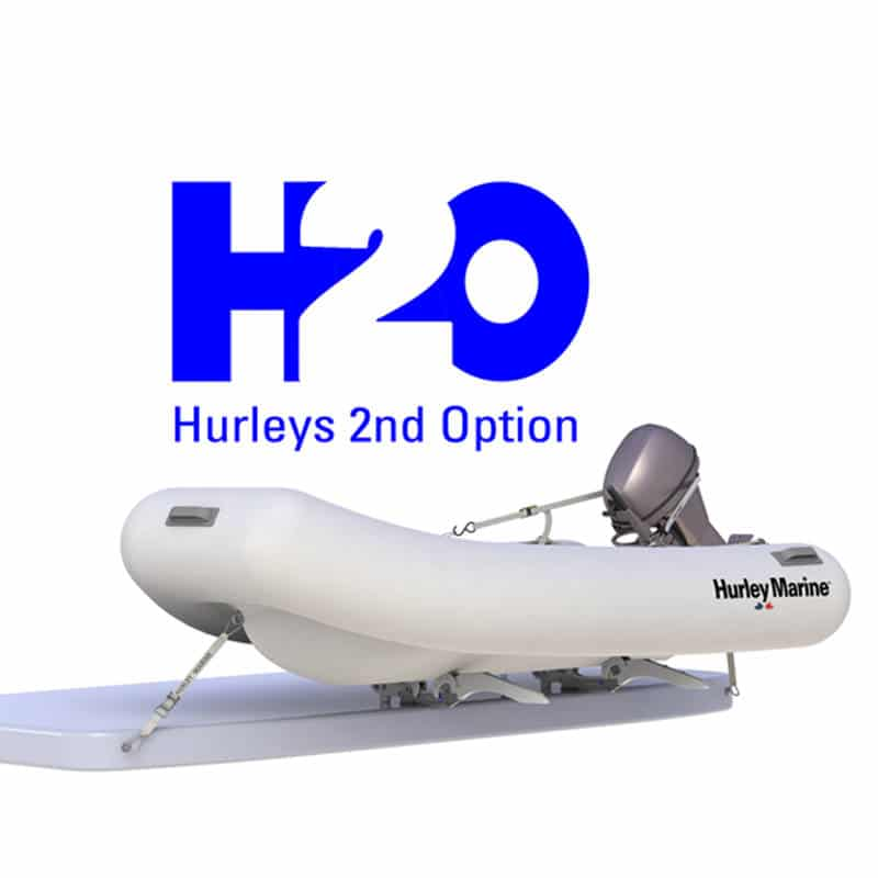 Hurley H2O Davit