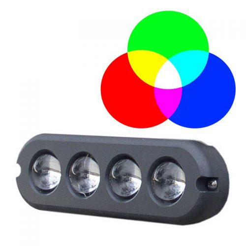 RGB Sea-Vue Surface Mount Boat Lights