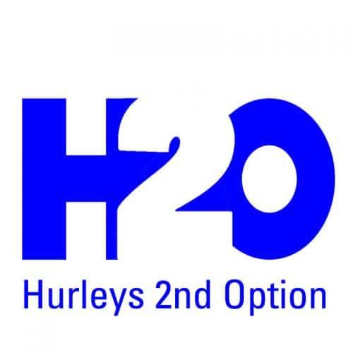 Hurley Marine H2O Dinghy Davit System Logo