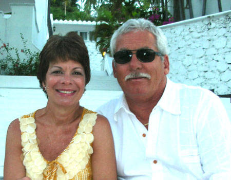 Todd Hurley & Wife