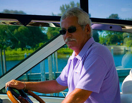 Todd R. Hurley, Captain