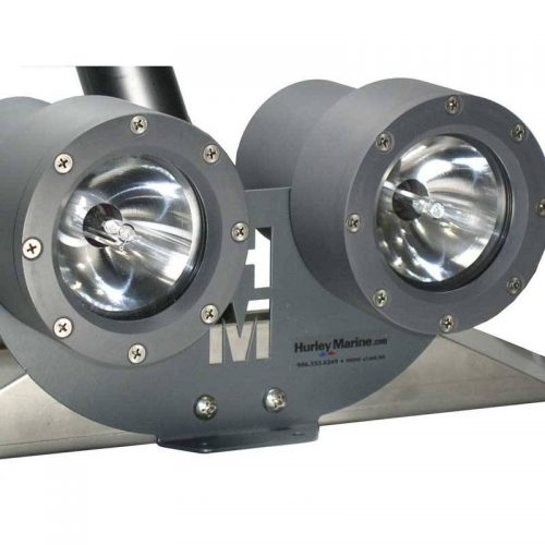 Underwater HID Trim Tab Lights