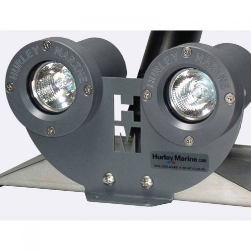 Halogen Trim Tab Boat Lights