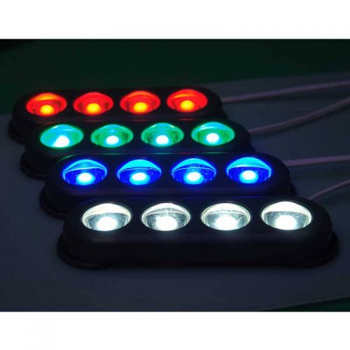 SVU: LED Multi Colors