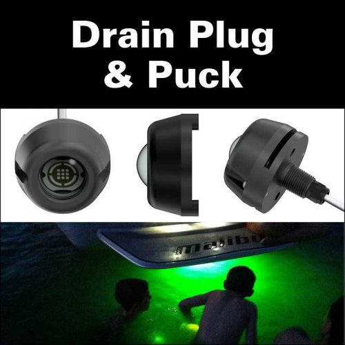 Drain Plug & Puck Lights