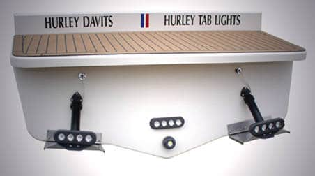 Trim Tab Boat Lights