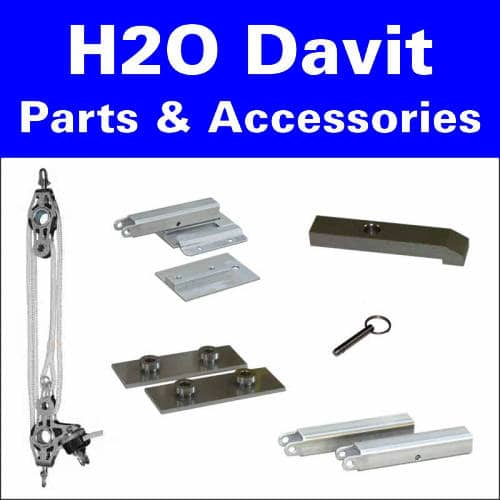 H2O Davit Parts & Accessories