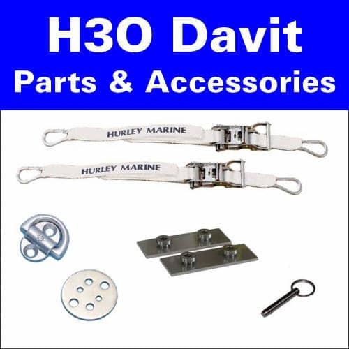 H3O Davit Parts & Accessories