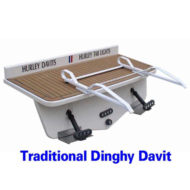 Hurley Traditional Dinghy Davit