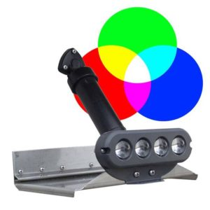RGB Sea-Vue Trim Tab Boat Lights