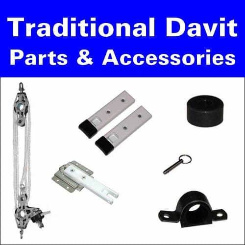Traditional Davit Parts & Accessories