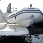 Cruisers with Hurley Traditional Davit System