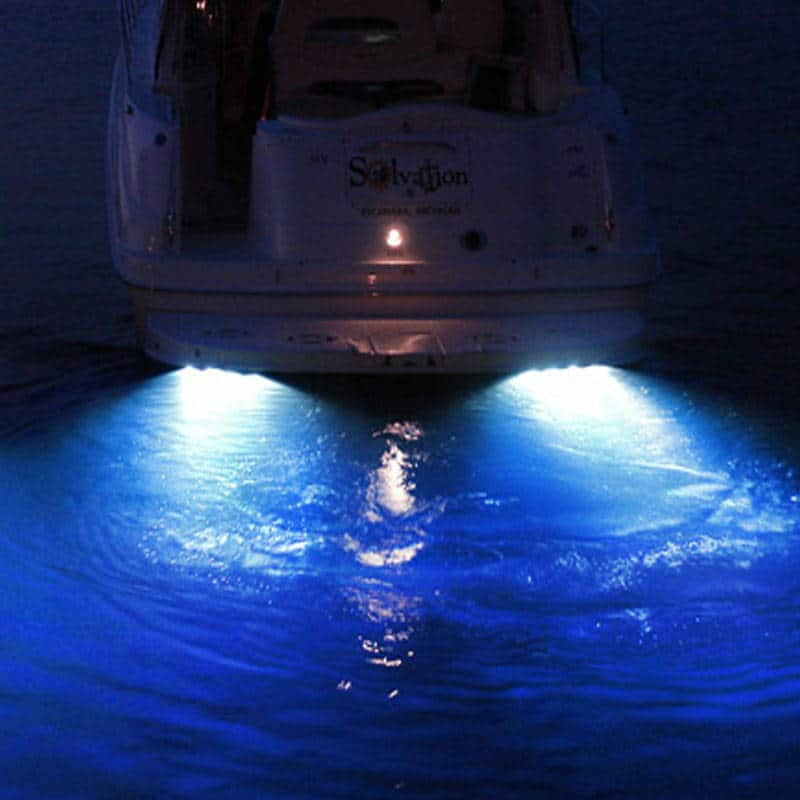 Hurley Boat Lights