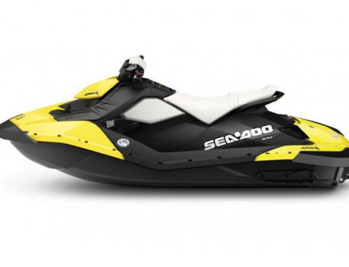 H3O Dinghy Davit works with your Sea-Doo Spark Jet Ski