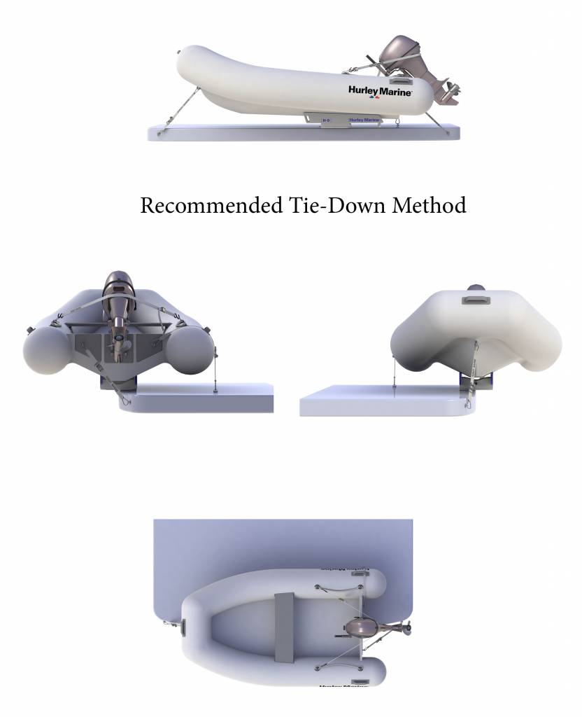 H3O Tie Down Method