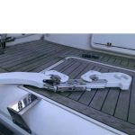 Fairline and Hurley H2O Davit