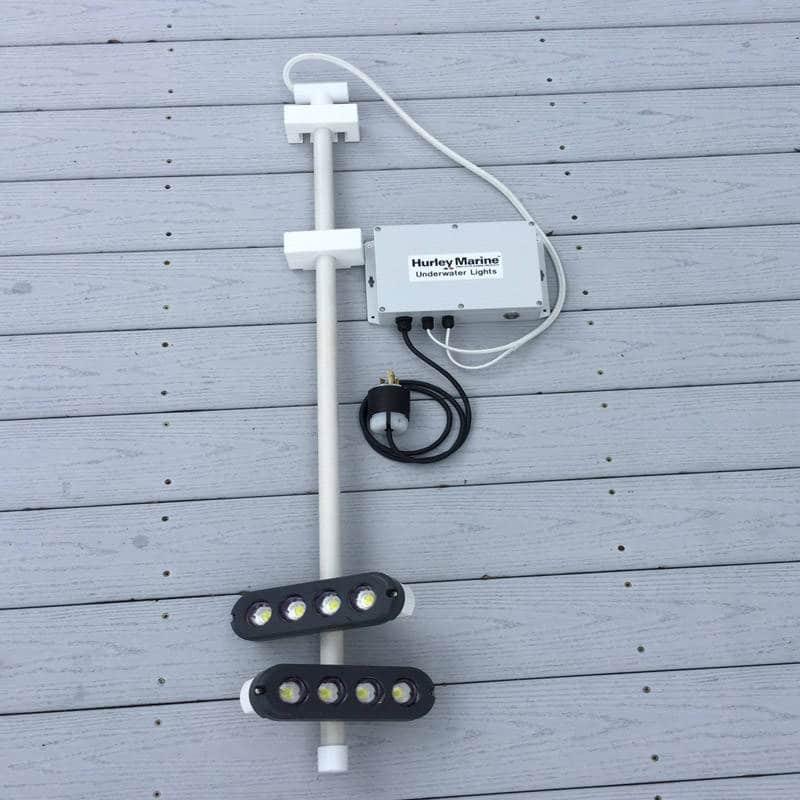 led sea vue dock light visit hurley marine. Black Bedroom Furniture Sets. Home Design Ideas