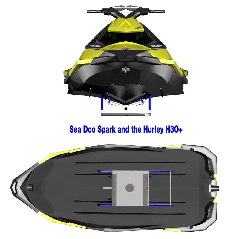 Hurley H3O+ Spark