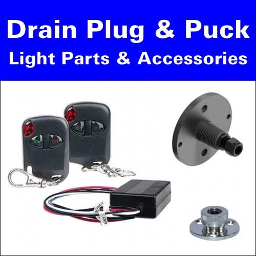 Drain Plug & Puck Light Parts & Accessories