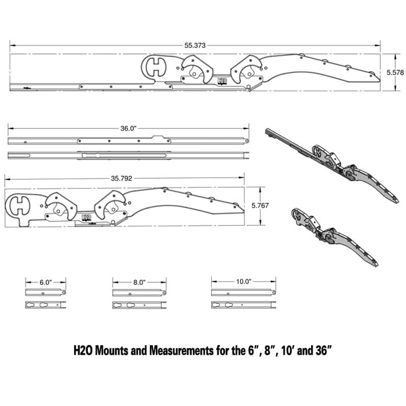 H2O Measurements