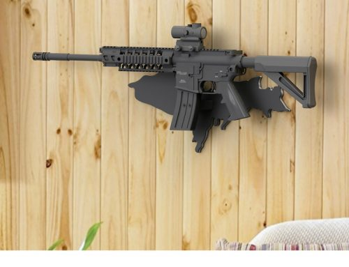 AR-15 Gun Displays / Stands / Wall Mounts