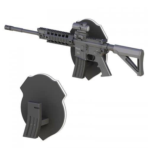 AR-15 Gun Display Stands