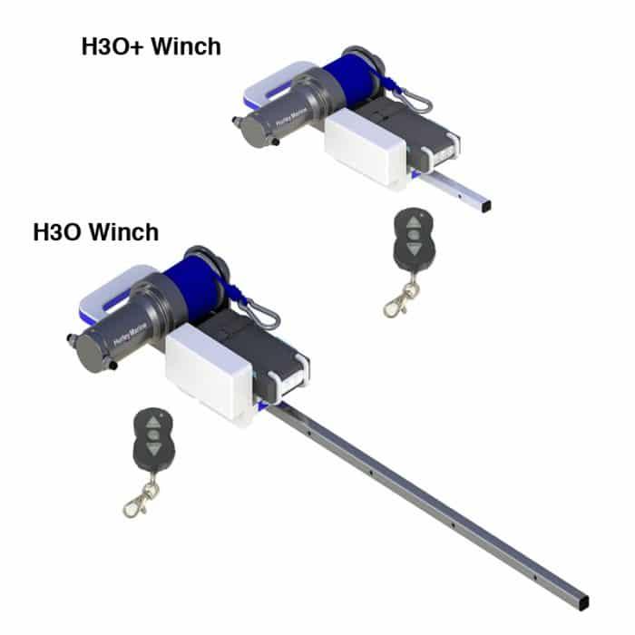 H3O Electric Winch