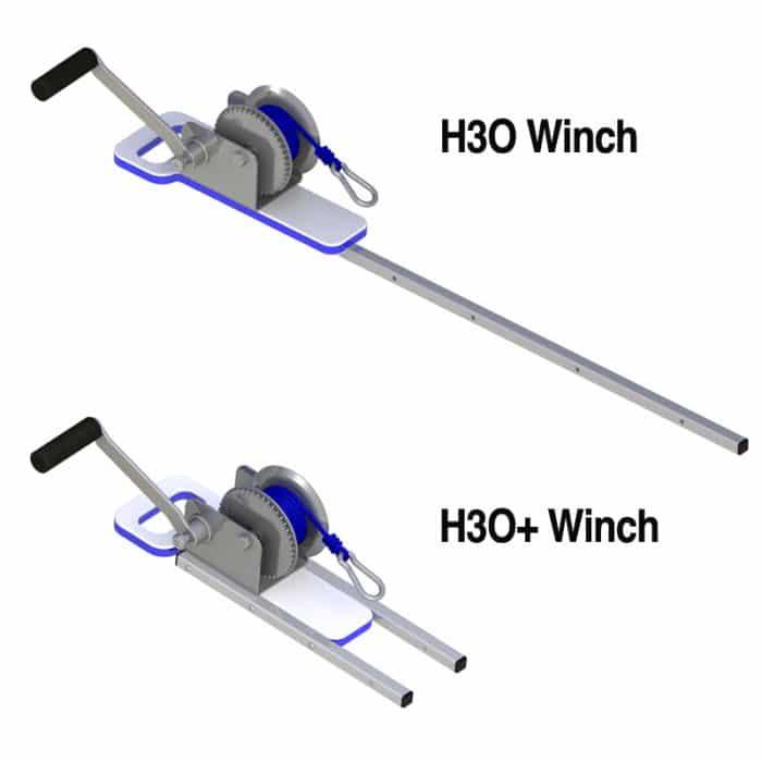 H3O Winch