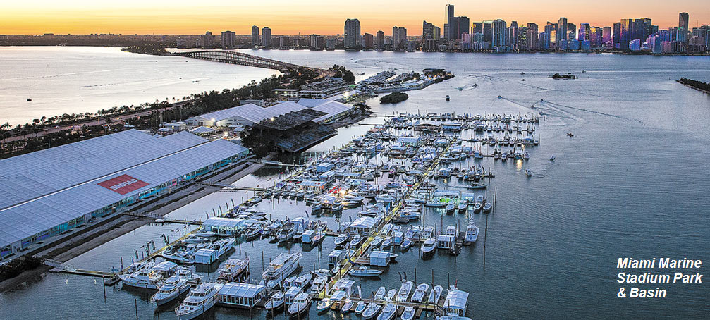 Miami International Boat Show