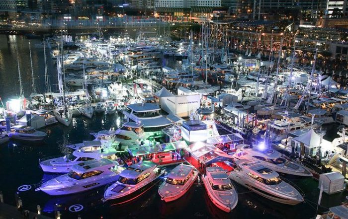 sydney boat show