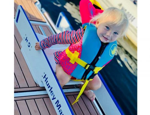 Boating with Children