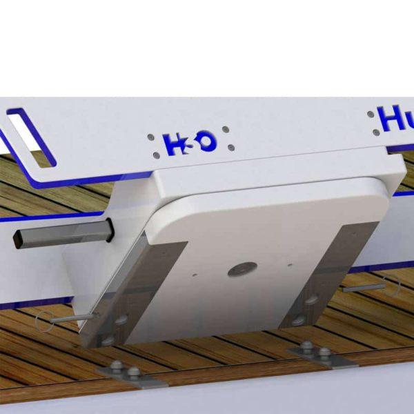 H3O Mounting