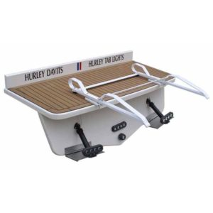 The traditional Hurley Dinghy Davit system product