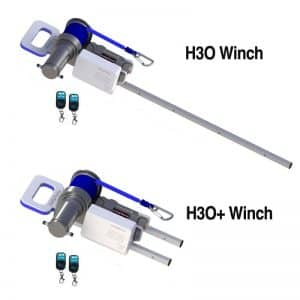 H3O Electric Winches