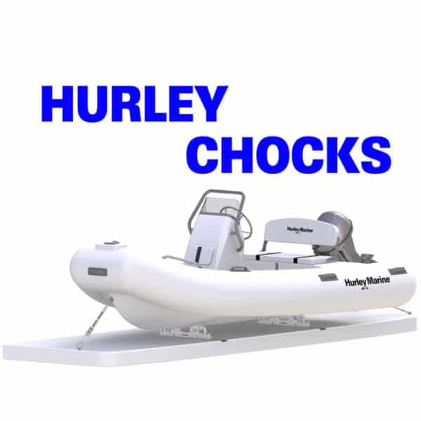 The Hurley Marine Dinghy Chock product