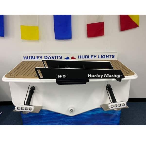 Hurley H3O Dinghy Davit System